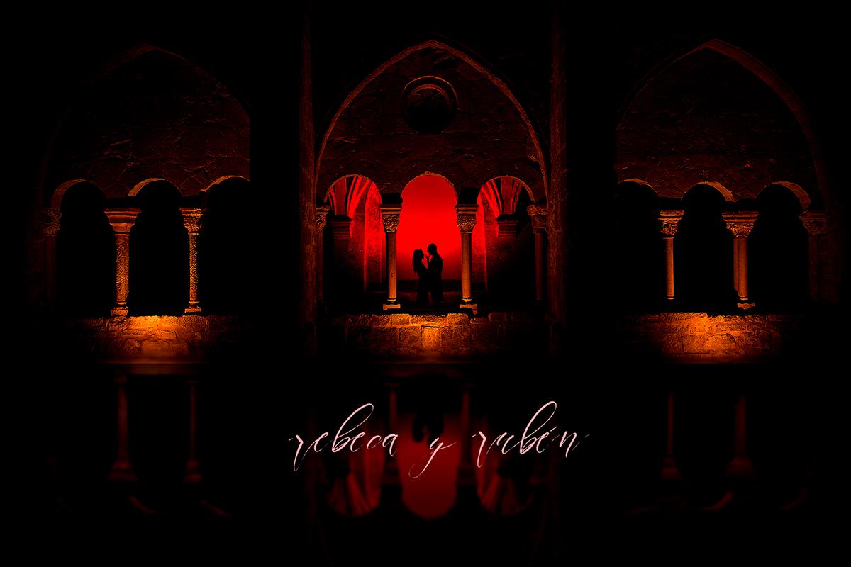 boda en el monasterio de santa maria de valbuena