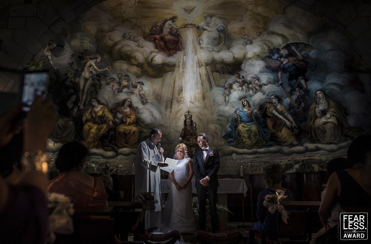 mejor fotógrafo de boda del mundo
